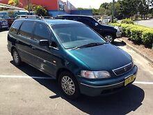 1997 Honda Odyssey (7 Seat) Wagon Burleigh Heads Gold Coast South Preview