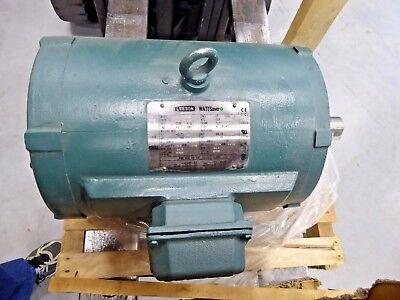 Leeson 170144.60 Wattsaver Electric Motor 10 Hp 3 Ph 1765 Rpm 60 Hz 215t Fr Odp