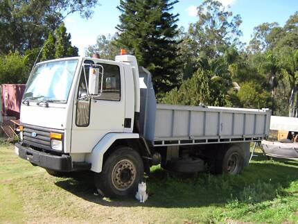ford cargo tip truck Ripley Ipswich City Preview