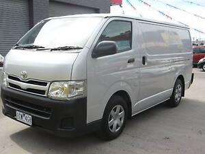 2011 Toyota Hiace Van/Minivan (Finance or (*Rent-to-Own $198 pw) Dandenong Greater Dandenong Preview
