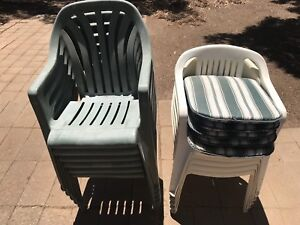 5x Lounge Chair : Outdoor chairs armchairs gumtree australia marion area