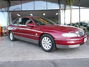 2000 Holden Statesman Sedan