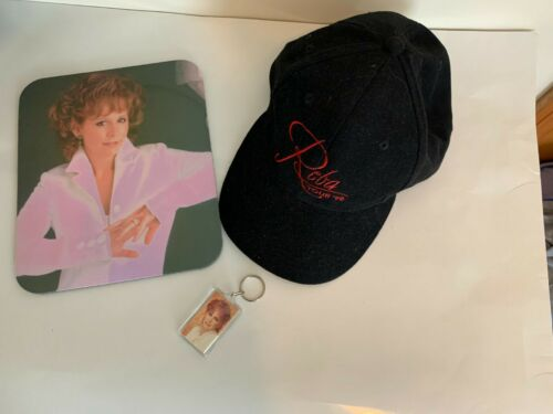 Reba McEntire Tour 1998 Hat - Key Chain - Mouse Pad