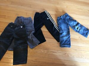 Boys 4t fall/winter pants