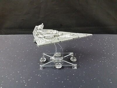 Star Wars Armada - Imperial Star Destroyer Chimaera Barebones NO UPGRADE CARDS