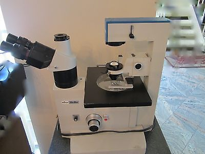 Optical Microscope Reichert Bio Star Inverted As Is Optics Lobby