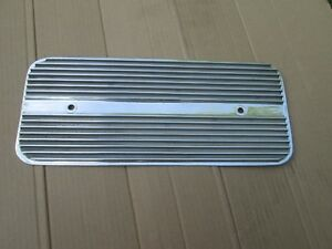 FORD Y-BLOCK 239-272-292-312 EDMUNDS FINNED VALLEY COVER---RARE__________SCTA
