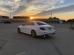 2017 Mercedes-Benz E400 4matic Lease Takeover *26 Months*
