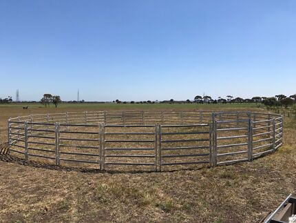Horse Round Yard From $1890 Factory Direct Sale