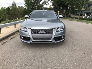 2011 S4 Premium. 6 Speed Manual + Sport Diff