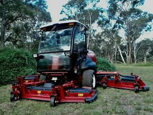 2014 Toro Groundsmaster******5900/Commercial Diesel Ride on Lawn Mower Austral Liverpool Area Preview