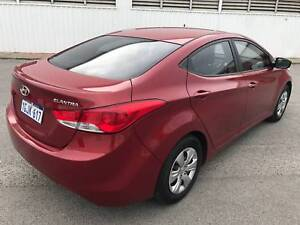 2012 Hyundai Elantra, LOW KMs, 1 YEAR FREE WARRANTY