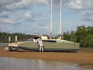 Catamaran 30ft Woodgate Bundaberg Surrounds Preview