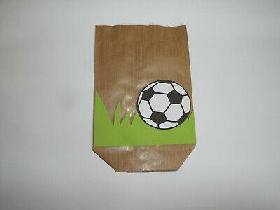Geschenktüten Gift Bags für Kindergeburtstag Weihnachten Ostern Fußball Geschenktüten Für Kinder