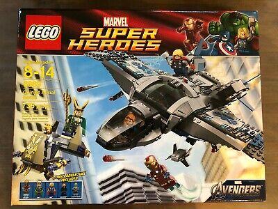 LEGO 6869 Marvel Super Heroes - Quinjet Aerial Battle Brand New Sealed
