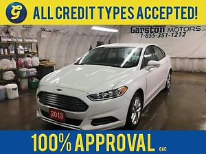 2013 Ford Fusion SE*MICROSOFT SYNC*KEYLESS ENTRY*ALLOYS*POWER WI