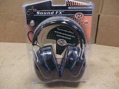 Radians Sound Fx Headset Hearing Protection Amfm Radio W Ipod Mps Jack Amfm31