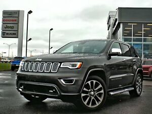 Jeep Grand Cherokee Overland 2017 DVD/HITCH/NAV