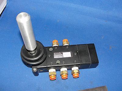 Norgren Manual Air Valve Bar Air 2-10 Bar Temp Max. 70 C