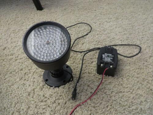 Vitek VT-IR124/24 24V ac LED Infrared Illuminator w/100