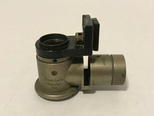 Leitz Ultropak for Ortholux/Laborlux Microscope, metal