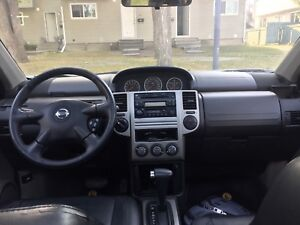2005 Nissan x-trail limited