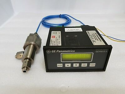 Ge Panametrics Mts5-351-10-s Moisture Target Meter Series 5 M9 Probe