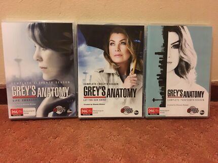 Greys Anatomy Season 5 DVD | CDs & DVDs | Gumtree Australia ...