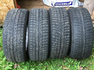 Michelin x ice 206/55R16