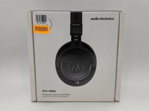 Open Box Audio-Technica ATH-M60x Professional Monitor Headphones -AS1623