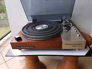 High-End Marantz Turntable 6320 with SME tonearm - Fully Serviced Lane Cove North Lane Cove Area Preview