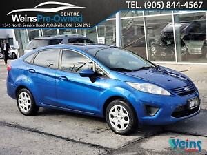 2011 Ford Fiesta S  MANUAL  SUNROOF  LOW KM'S 