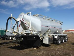 2015 Tremcar Pneumatic Dry Bulk 1200 CU FT