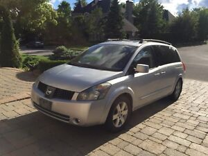 2004 Nissan Quest Fully Loaded