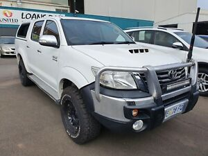 2014 Toyota Hilux SR5 (4x4) South Burnie Burnie Area Preview