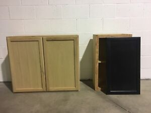 Wall Cabinets - Like New, Never Installed