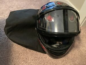 Men's size large Kylin snowmobiling helmet