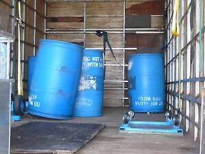 WATER STORAGE LARGE DRUMS Preston Darebin Area Preview