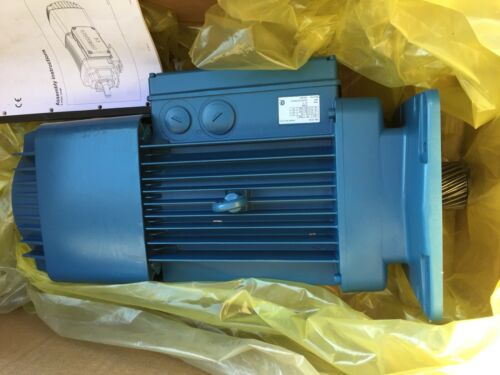 DEMAG ZBA132B4 INVERTER DUTY MOTOR 240/460VAC 3PH NEW IN BOX