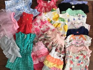 3 months baby girl clothing lot