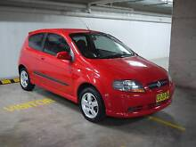 2008 Holden Barina Hatchback Automatic Lane Cove Lane Cove Area Preview