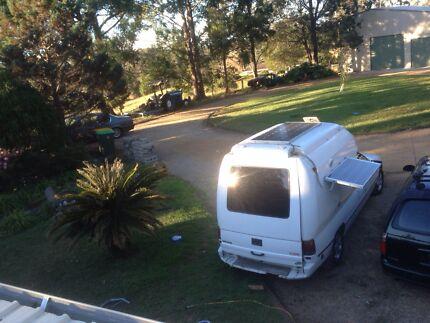 CAMPER vs x-long wheel base ute x ambulance Port Macquarie 2444 Port Macquarie City Preview