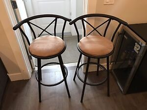 2 - Bar Height Stools