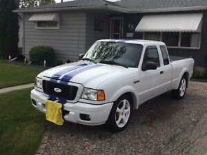2005 ford ranger edge 2wd  very clean sporty truck