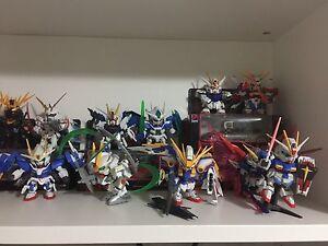 16 x SD Gundam Baldivis Rockingham Area Preview