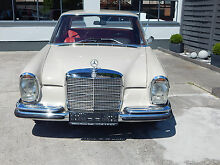 Mercedes-Benz 250 S W 108 Note 1-