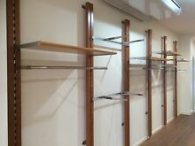 Fashion Store Wall Display System plus fixtures Spotswood Hobsons Bay Area Preview
