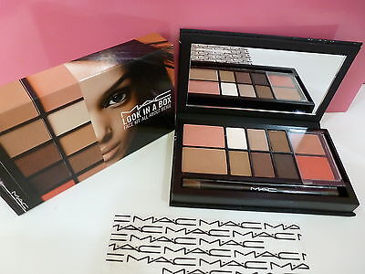 MAC Cosmetics Look in a Box Face Kit- ALL ABOUT BEIGE Limited Edition New in Box for sale  Shipping to Canada