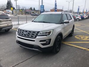 2016 Ford Explorer Limited NAVI CUIR