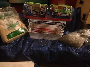 Hamster Rabbit Small Animal Cages Plus